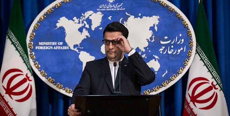 موسوی: کسی در دولت به اینستکس امید نبسته است