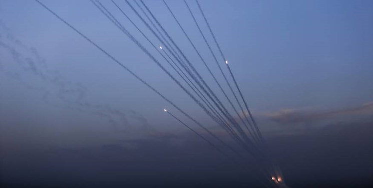 تلآویو مدعی آزمایش موشکی حماس شد