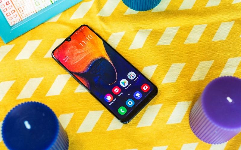 سامسونگ Galaxy A50؛ گرگ در لباس میش
