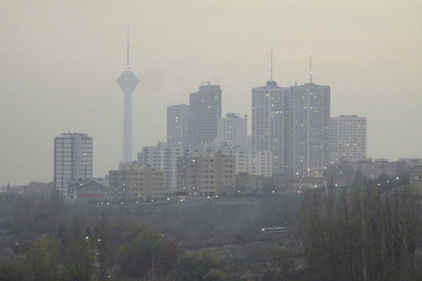 هشدار محیط زیست: غلظت «ازن» در تهران بالا رفته است