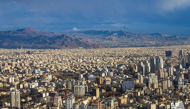 نام محلات تهران از کجا میآید؟