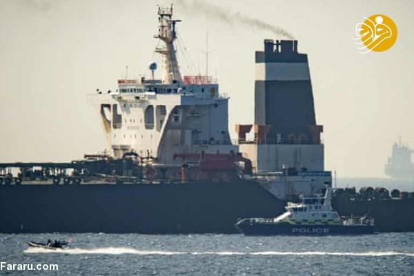 جزئیات توقیف نفتکش ایران توسط انگلیس؛ نفتکش توقیفی روسی است