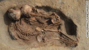 (تصاویر) پرونده غمانگیز قدیمیترین انسان اولیه اروپا