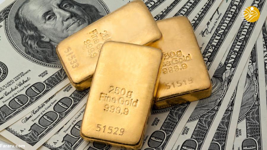 نرخ ارز دلار سکه و طلا در بازار امروز شنبه ۱۵ تیر