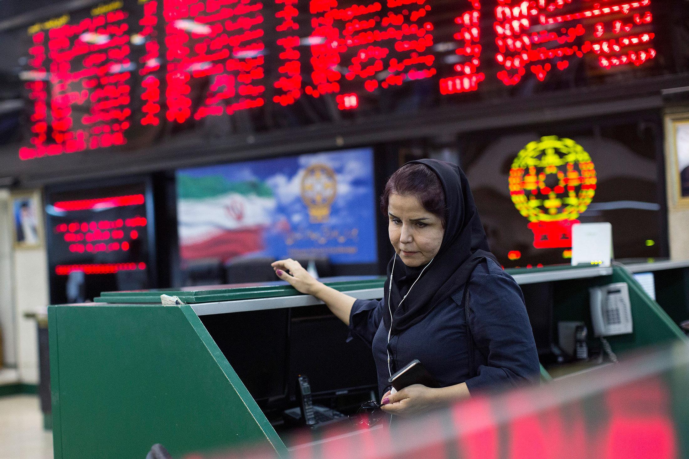 بازدهی ۴۰ درصدی بورس تهران از ابتدای سال تاکنون