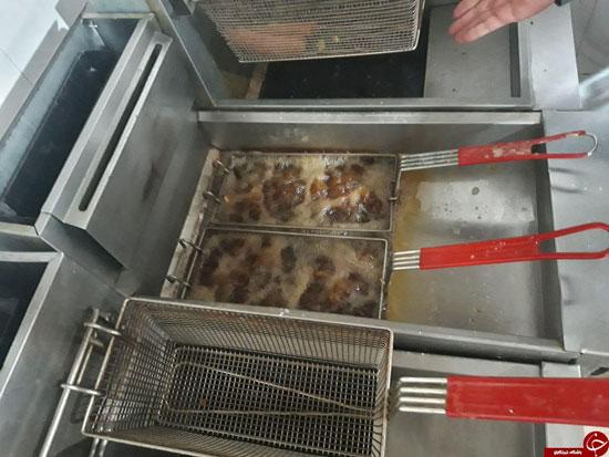 (تصاویر) کشف قیمههای یخ زده چندبار پخته شده!