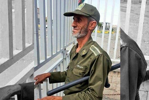 (عکس) مرد کرمانی در ۴۸ سالگی به سربازی رفت!