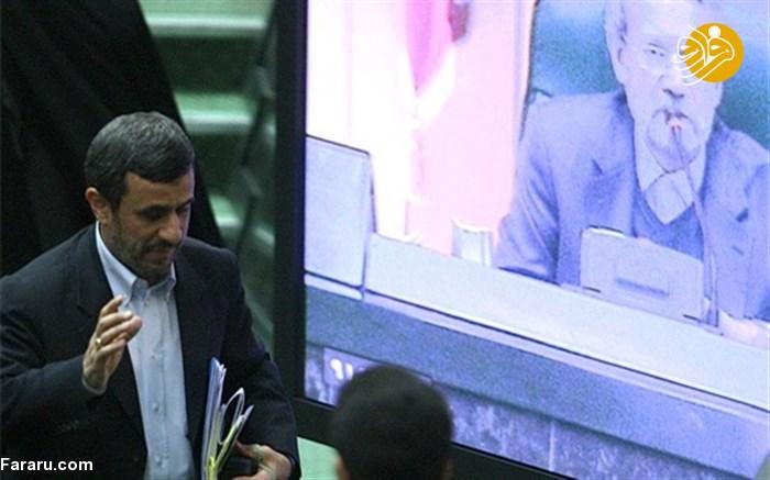 احمدینژاد تصمیم گرفته بود فیلم جنجالی را پخش کند