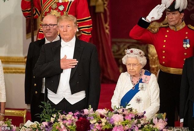 سفیر بریتانیا در آمریکا: ریاست جمهوری ترامپ ممکن است به شکل ننگ آوری پایان یابد