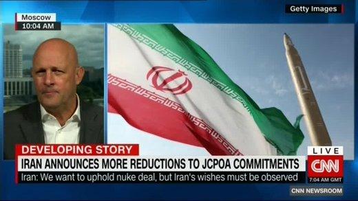 سی ان ان: پیام مهمی از تهران مخابره شد