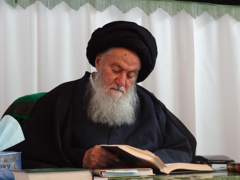 آیت الله سید محمد حسینی شاهرودی درگذشت+ زندگینامه