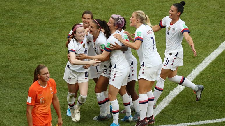 ثبت رکورد تازه؛ آمریکا برای چهارمین بار قهرمان جام جهانی زنان شد