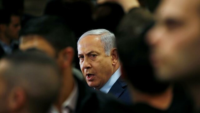 نتانیاهو: ما آماده جنگ گسترده در نوار غزه هستیم
