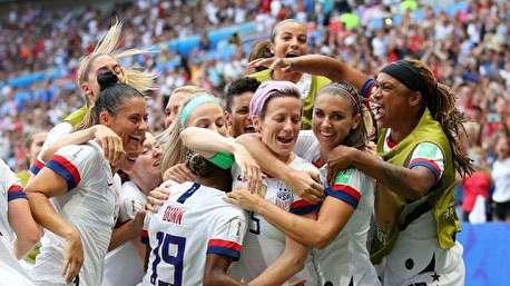 خلاصه دیدار پایانی جام جهانی زنان؛ آمریکا ۲ - ۰ هلند