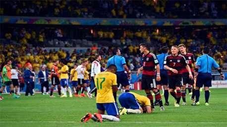 پنج سال از معجزه فوتبال گذشت؛ برزیل ۱ - ۷ آلمان