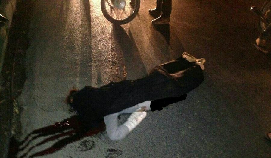خودکشی زن جوان در برابر چشمان ۲ فرزندش!