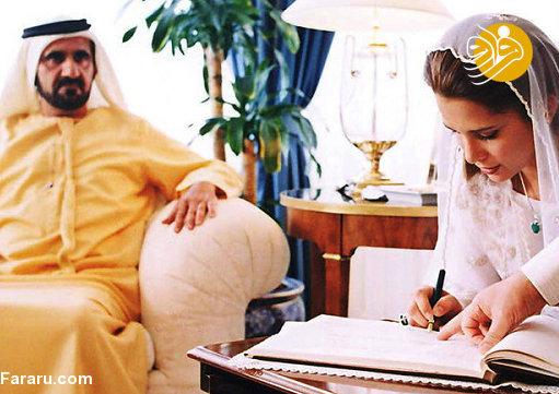 زوایای پنهان و جدیدی از زندگی همسر فراری حاکم دبی