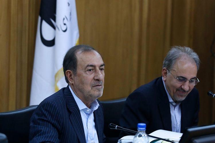 الویری: یک نهاد امنیتی گفت نجفی را انتخاب نکنید