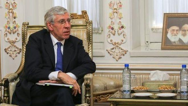 'کار، کار انگلیسیهاست'، کتاب جک استرا درباره روابط ایران و بریتانیا