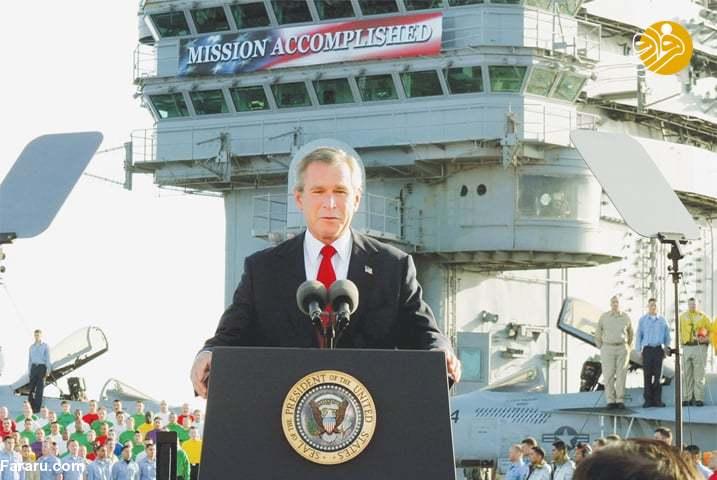 جنگ با عراق نسبت به جنگ با ایران مثل