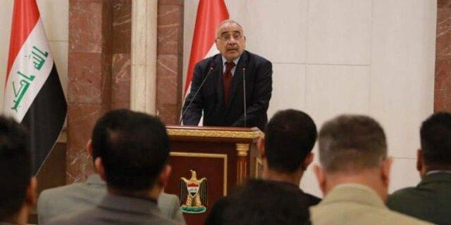 عبدالمهدی: ادغام حشدشعبی با ارتش وارد فاز اجرایی شد