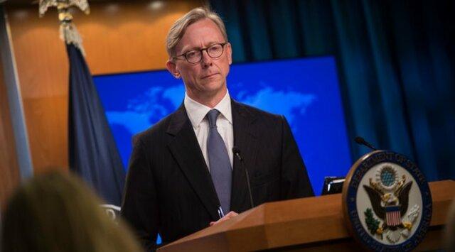 ادعای جدید برایان هوک علیه ایران