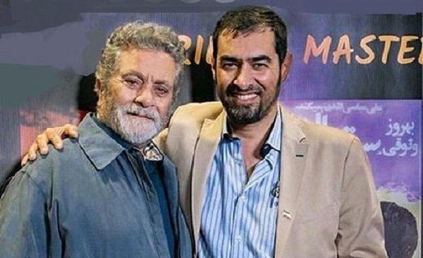 شهاب حسینی در آمریکا چه میکند؟
