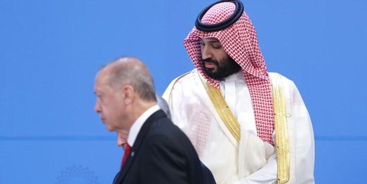 عربستان سعودی تقابل با ترکیه را افزایش میدهد