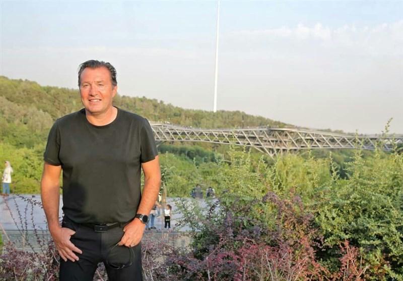 (تصویر) ویلموتس و تفریح تابستانی در پل طبیعت