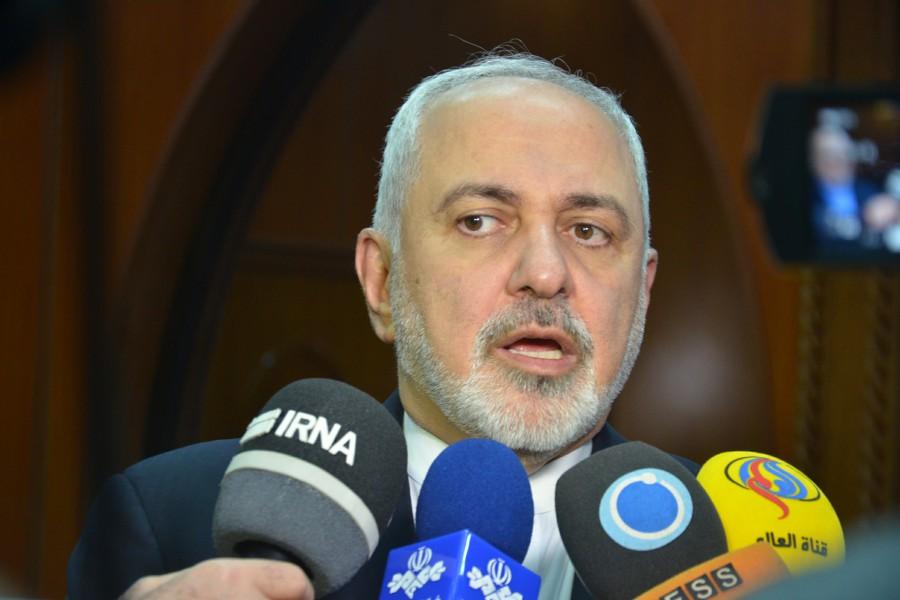 واکنش ظریف به ادعای تلاش ایران برای توقیف نفتکش انگلیسی