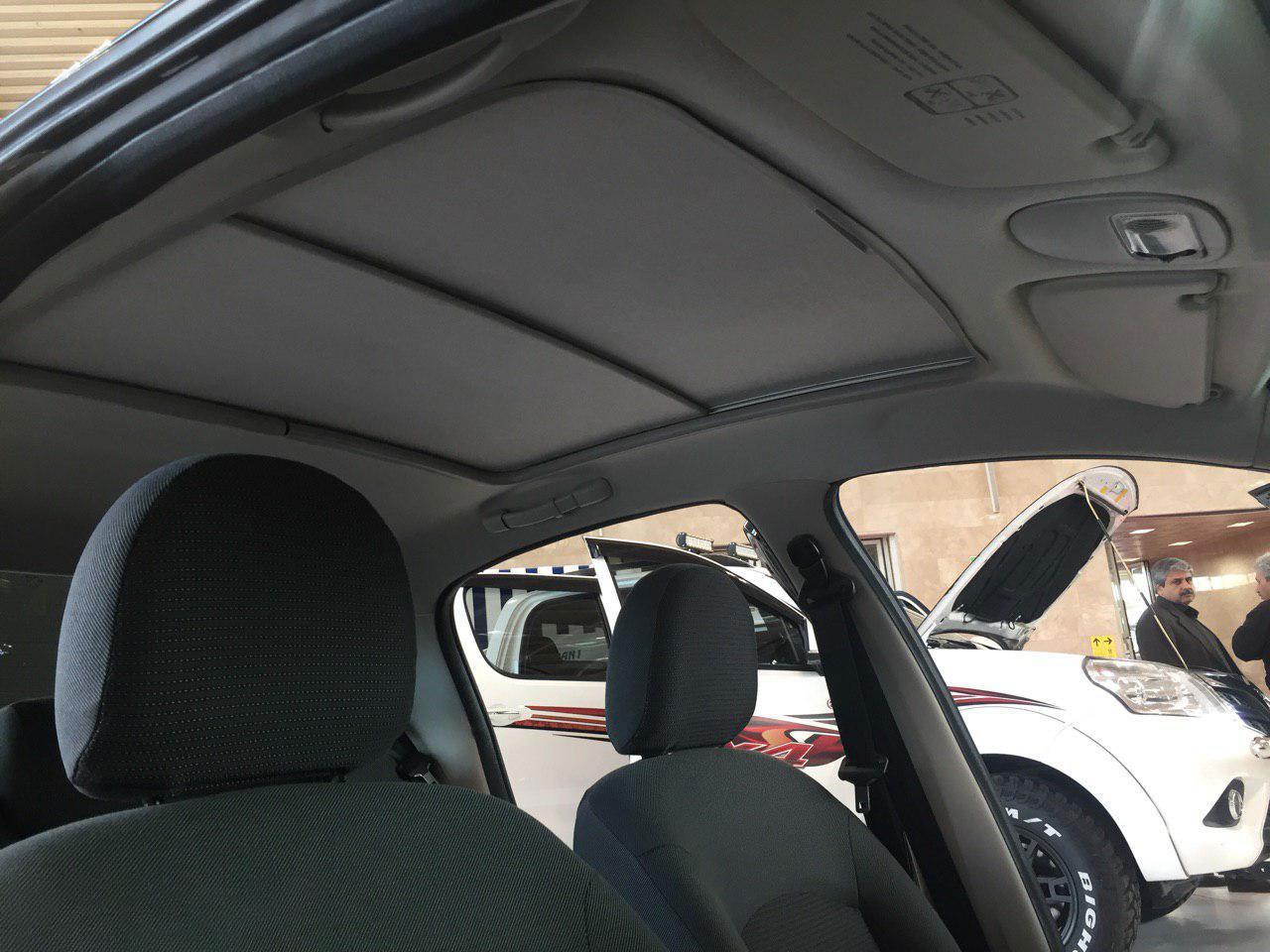 شرایط فروش خودروی پژو ۲۰۷ با سقف شیشهای (پانوراما) ویژه تیر ۹۸