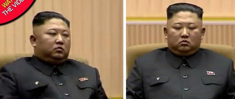 (تصاویر) جنجال چرت زدن رهبر کرهشمالی