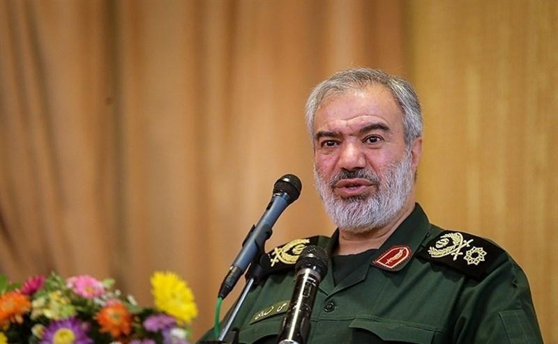 دریادار فدوی: جرأت شلیک یک تیر بهسمت ایران را ندارند