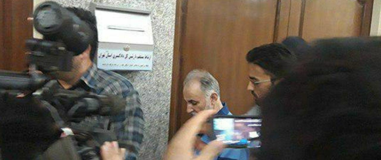 مُطلعان حاضر در جلسه دادگاه نجفی چه کسانی هستند؟+ اسامی