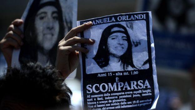 قبرهای خالی در واتیکان؛ معمای دختری که ۳۶ سال پیش گم شد
