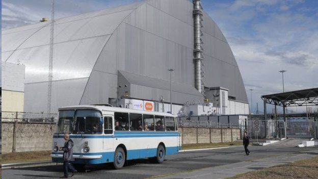 نیروگاه هستهای چرنوبیل به 'جاذبه توریستی رسمی' تبدیل میشود