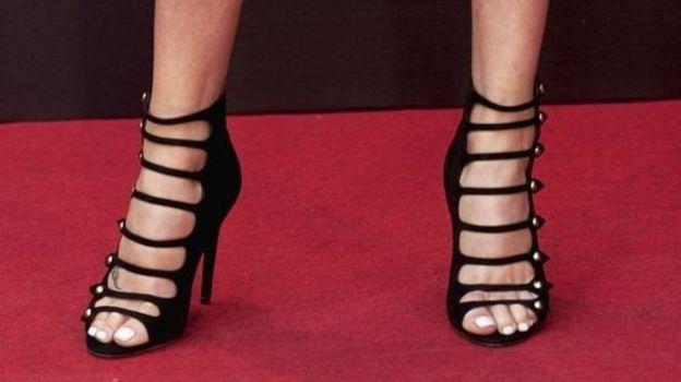 کفش پاشنه بلند از کی مد شد؟