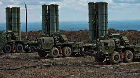 ورود سامانه موشکی اس-۴۰۰ به ترکیه