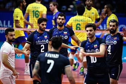 همه از حذف والیبال ایران ناراحت شدند، حتی آمریکاییها!