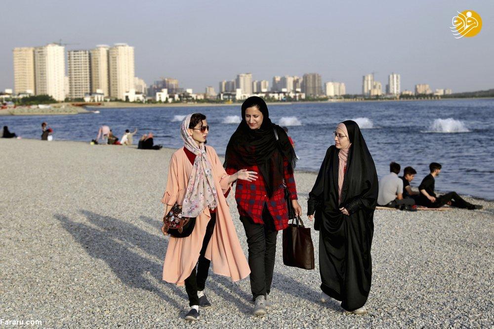 (تصاویر) گزارش یک رسانه خارجی از علاقه ایرانیان به کوکا کولا و پپسی