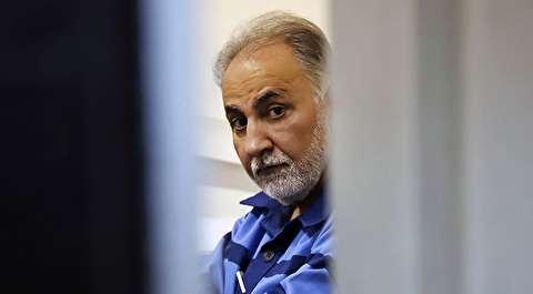 (تصاویر) دومین جلسه دادگاه نجفی به اتهام قتل میترا استاد