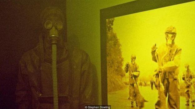 پناهگاهی اتمی در 'کره شمالی اروپا'