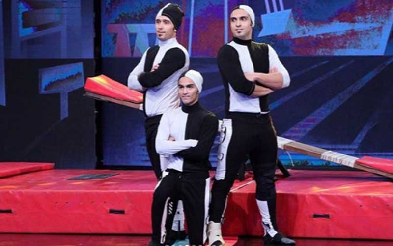 اجرای تماشایی گروه ریکو در قسمت سوم مرحله نیمه نهایی عصرجدید
