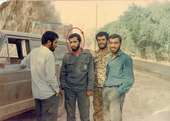 تا زمانیکه صدام زنده بود اسم این فرمانده باارزش سپاه نباید گفته میشد