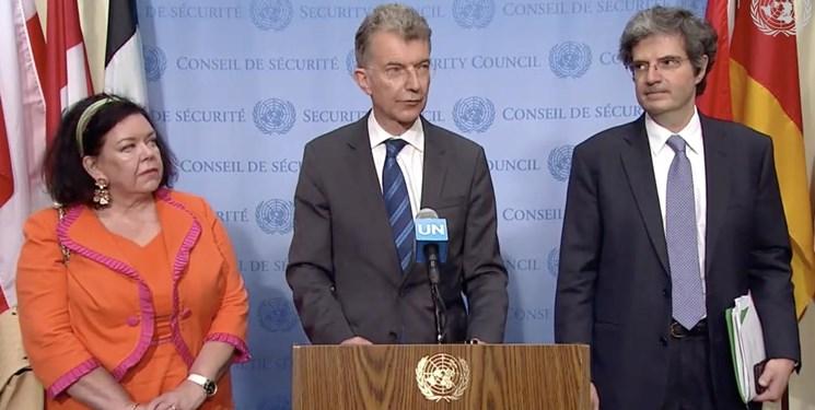 بیانیه کشورهای اروپایی پس از جلسه شورای امنیت درباره ایران