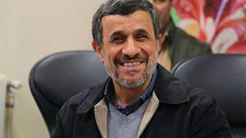 نامه احمدینژاد به ترامپ