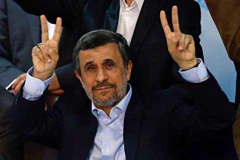 محمود احمدینژاد رکورد زد!