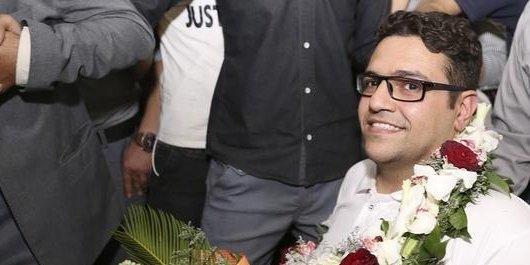 (عکس) یک ورزشکار دیگر به ایران بازنگشت