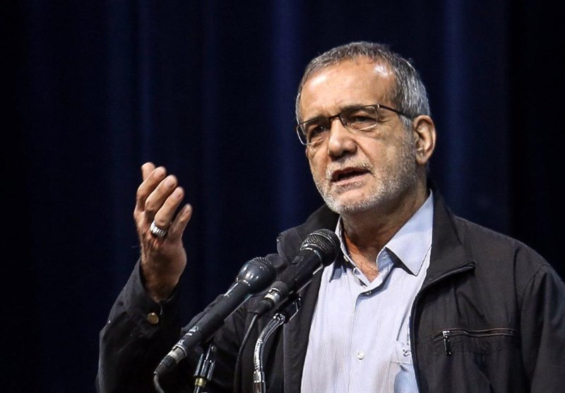 پزشکیان: اقدام آمریکا در تحریم دفتر رهبر انقلاب شرمآور است