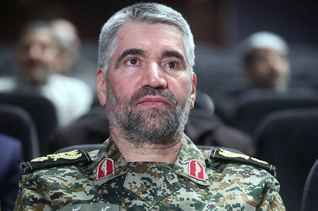 واکنش سخنگوی سپاه به خبر به کما رفتن سردار فضلی